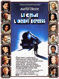 Le Crime de l'Orient Express / réalisé par Sidney Lumet | Lumet, Sidney (1924-2011). Monteur