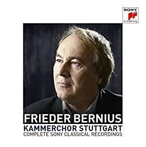 Complete Sony Classical recordings / Frieder Bernius | Bernius, Frieder - Dir.