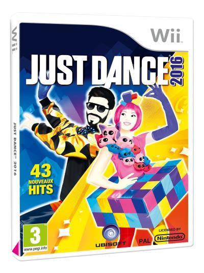 Just Dance 2016 |