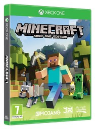 Minecraft Xbox One Edition |