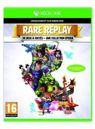 Rare replay 30 jeux à succès |