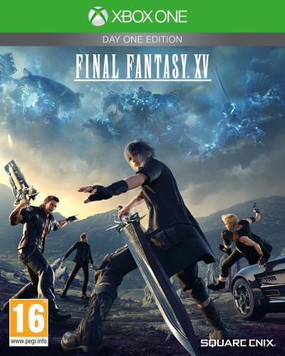Final Fantasy XV |