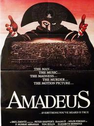 Amadeus / réalisé par Milos Forman | Forman, Miloš (1932-2018). Monteur