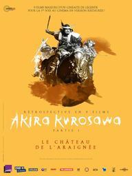 Le château de l'araignée / réalisé par Akira Kurosawa | Kurosawa, Akira (1910-1998). Monteur