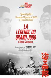 La légende du grand judo / réalisé par Akira Kurosawa   Kurosawa, Akira (1910-1998). Monteur