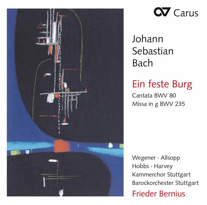 Ein feste burg / Jean-Sébastien Bach | Bach, Jean-Sébastien