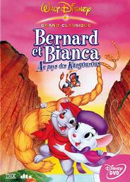 Bernard et Bianca au pays des kangourous / Mike Gabriel, réal. | Gabriel, Mike. Metteur en scène ou réalisateur