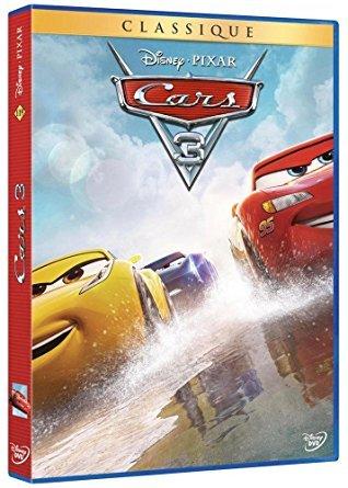 Cars 3 / Brian Fee, réal.   Fee, Brian. Metteur en scène ou réalisateur