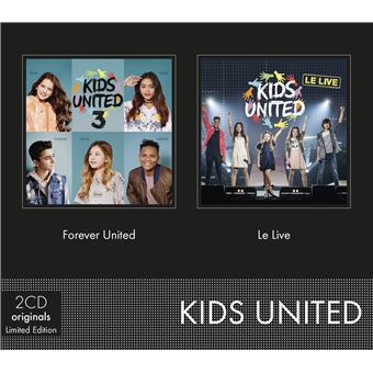 Forever united. Live (Le) / Kids United | Ndour, Youssou