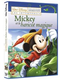 Walt Disney - Les intemporels : Mickey et le haricot magique / David Hand, réal. | Hand, David (1900-1986). Metteur en scène ou réalisateur