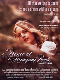Picnic at Hanging Rock = Picnic at Hanging Rock / Larysa Kondracki, Amanda Brotchie, Michael Rymer, réal.    Kondracki, Larysa. Metteur en scène ou réalisateur