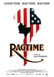 Ragtime / Milos Forman, réal.  | Forman, Miloš (1932-2018). Metteur en scène ou réalisateur