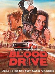 Blood Drive : L'intégrale = Blood Drive / David Straiton, Meera Menon, Lin Oeding, Roel Reiné, James Roday, Gregg Simon, réal.  | Straiton , David . Metteur en scène ou réalisateur