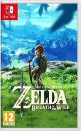THE LEGEND OF ZELDA : breath of the wild |
