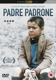 Padre Padrone / réalisé par Paolo et Vittorio Taviani   Taviani, Paolo. Monteur