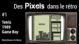 Tetris (1989). 01 | Réseau des médiathèques de Massy. Collectivité éditrice