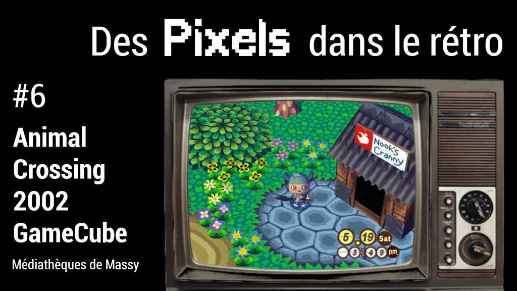Animal Crossing (2002) | Réseau des médiathèques de Massy. Collectivité éditrice