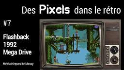 Flashback (1992). 07 | Réseau des médiathèques de Massy. Collectivité éditrice