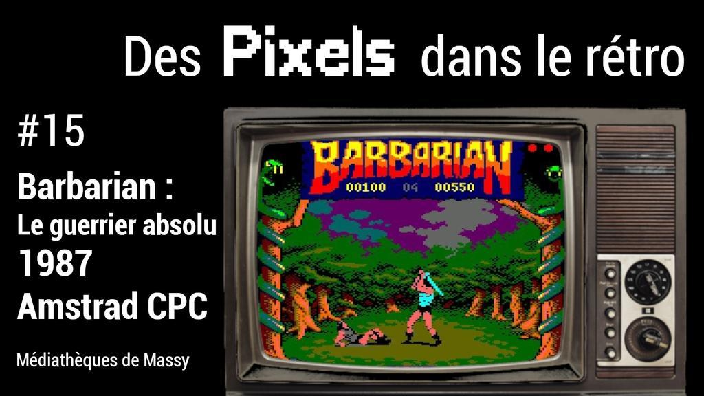 Barbarian : Le Guerrier Absolu (1987) | Réseau des médiathèques de Massy. Collectivité éditrice