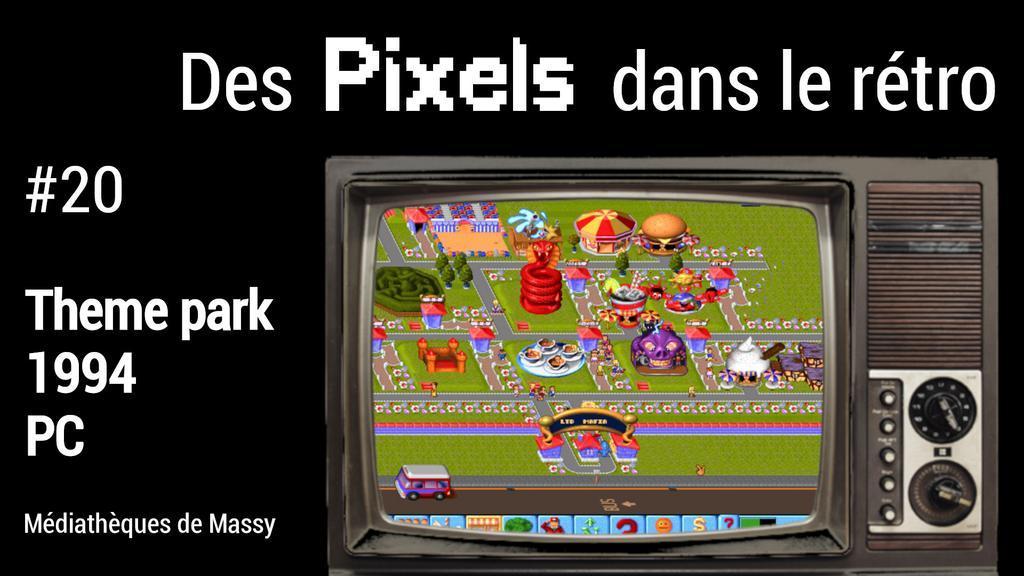 Theme Park (1994). 20 | Réseau des médiathèques de Massy. Collectivité éditrice