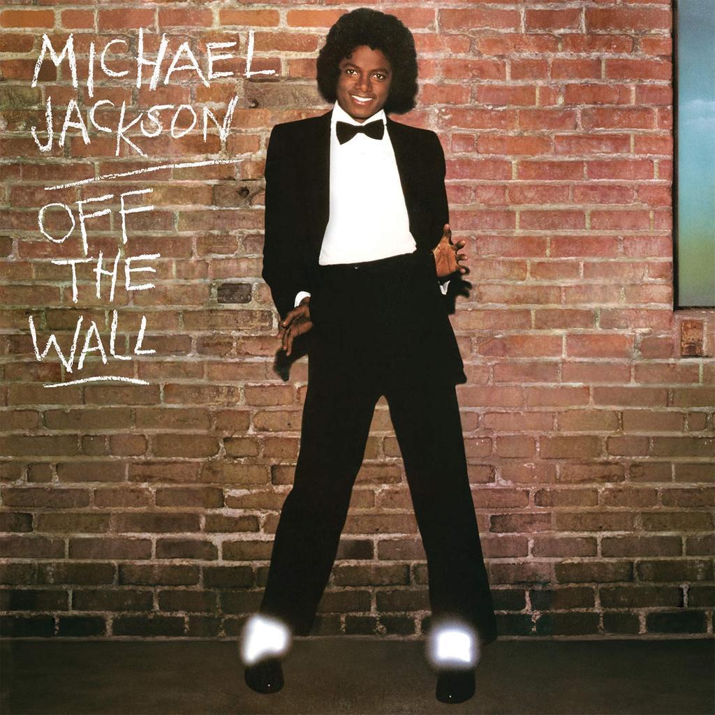 Off the wall / Michael Jackson   Jackson, Michael (1958-2009). Chanteur