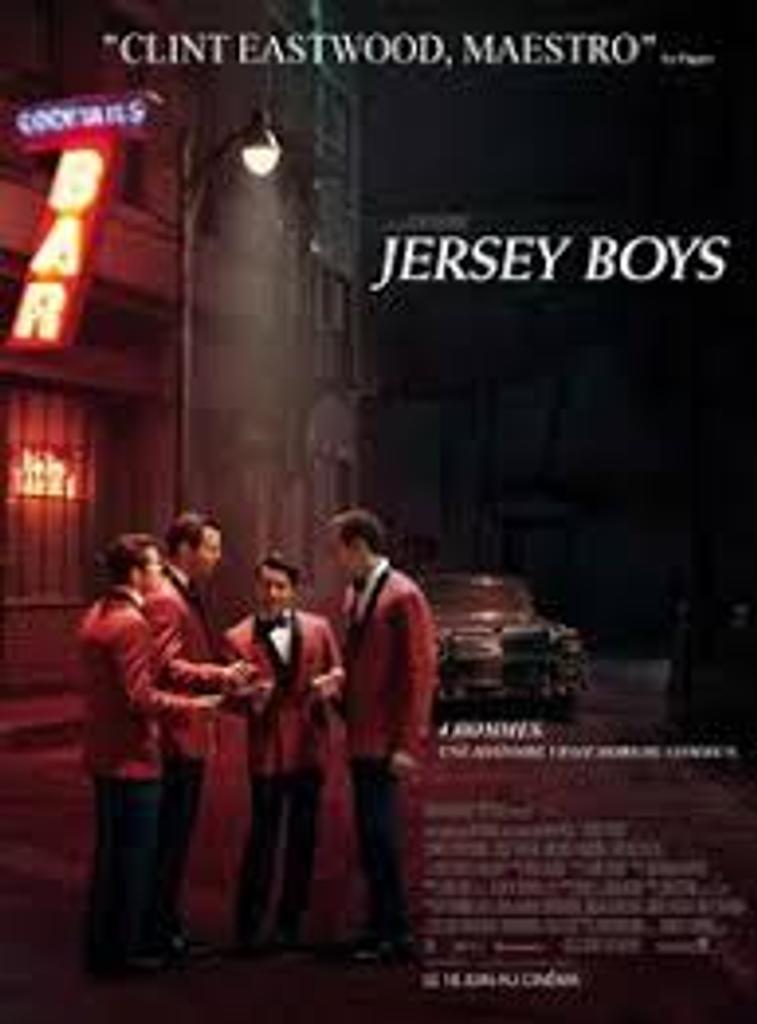 Jersey Boys / Clint Eastwood, réal. | Eastwood, Clint (1930-....). Monteur