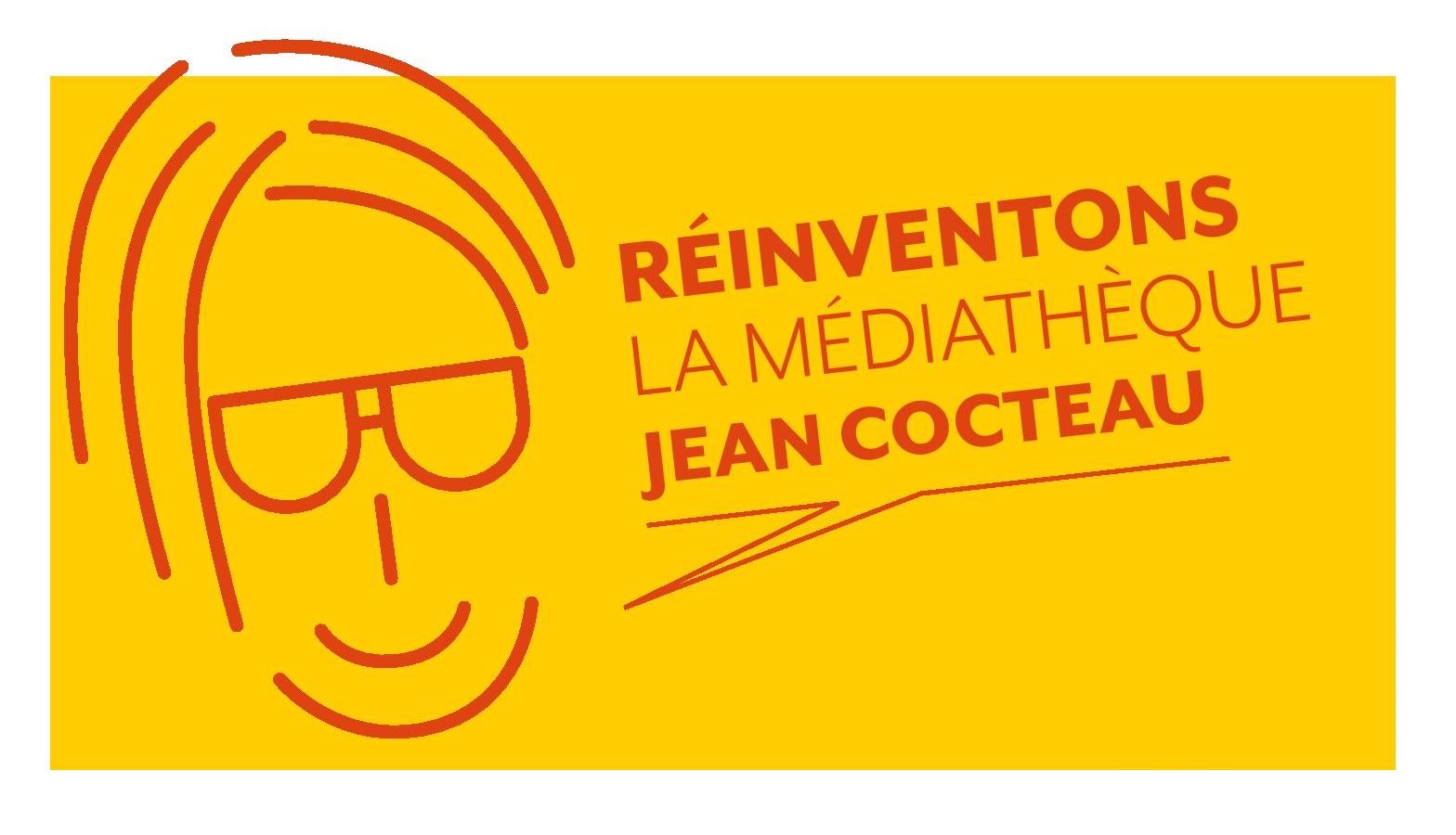 Réinventons la médiathèque Jean Cocteau ! |